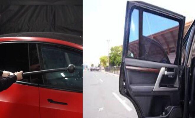 Bulletproof-Car -Windows