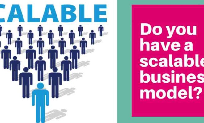 Scalable business model