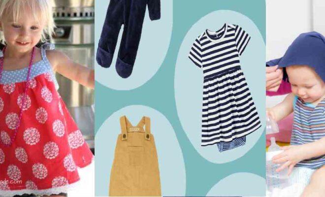 little girl overall dress